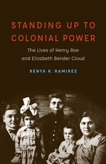 book cover: standing up to colonial power